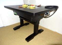 画像1: お好み焼きテーブル(電気式)