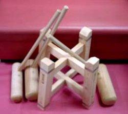 画像2: 臼台+杵セット
