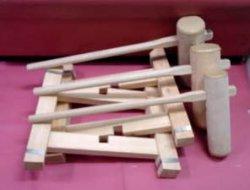 画像5: 臼台+杵セット