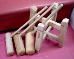 画像4: 臼台+杵セット