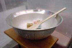 画像1: 平鍋(アルミ鋳物)
