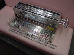 画像5: ガス式 串焼き器 大=600型(3列バーナー)
