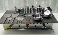 画像2: お好み焼テーブル用付属セット