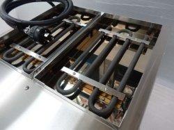 画像4: 業務用 電気式 明石焼器 手打ち銅板