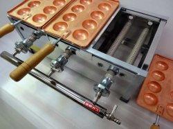 画像4: 明石焼き器(手打ち銅板鍋付) オリジナル特製カンテキ