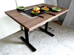 画像4: もんじゃ焼きテーブル