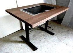 画像5: もんじゃ焼きテーブル