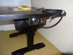 画像3: お好み焼きテーブル(電気式)