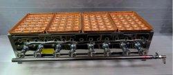 画像3: 究極のたこ焼き器 手打ち銅板大玉24穴x4連
