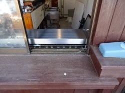 画像5: 別注の鉄板焼き器