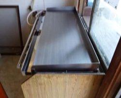 画像2: 別注の鉄板焼き器