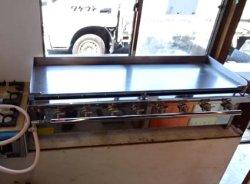 画像3: 別注の鉄板焼き器