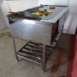 画像5: ステーキ鉄板焼き器 1200x550型