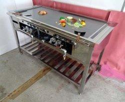 画像2: ステーキ鉄板焼き器 1200x550型