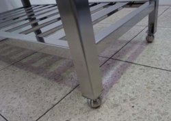 画像4: 鉄板焼用 ステン台
