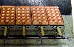 画像1: 明石焼き器(手打ち銅板鍋付) オリジナル特製カンテキ
