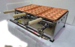 画像5: 明石焼き器(手打ち銅板鍋付) オリジナル特製カンテキ