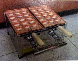 画像3: 明石焼き器(手打ち銅板鍋付) オリジナル特製カンテキ
