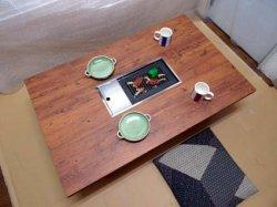画像3: 焼肉テーブル 木座足