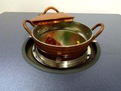 画像1: ミニしゃぶ鍋テーブル