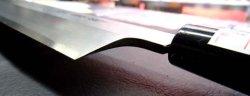 画像3: 薄刃包丁(左利き用) 2サイズ・・・選択