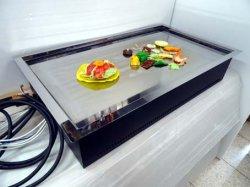 画像3: テーブル用・電気式・鉄板焼(お好み焼き)ユニット 6〜8人用 2回路