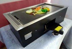 画像1: カウンター用・「もんじゃ焼き用」・ガス式・ユニット