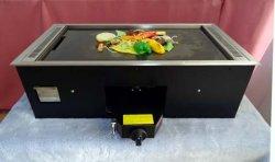 画像2: カウンター用・「もんじゃ焼き用」・ガス式・ユニット