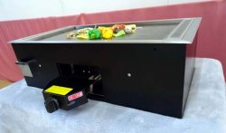 画像3: カウンター用・「もんじゃ焼き用」・ガス式・ユニット