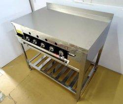 画像4: 外寸900x600型(カウンター埋め込み型) 究極の鉄板焼き器