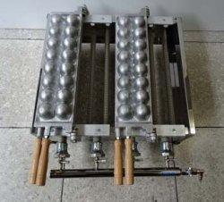 画像3: たこ焼き機 回転式 手動 半自動 注文生産