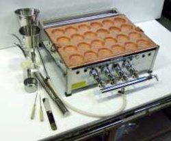 画像1: 大判焼器・回転焼器