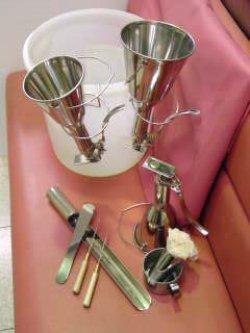 画像1: 大判焼(回転焼)小道具
