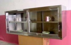 画像1: 吊戸棚(ガラス戸)