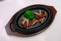 画像3: 三筋型F ステーキ皿