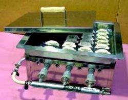 画像1: 餃子焼き器