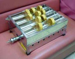 画像1: 大判焼 保温器(ガス用・湯煎式)