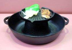 画像1: 焼きしゃぶ鍋 A  2サイズ