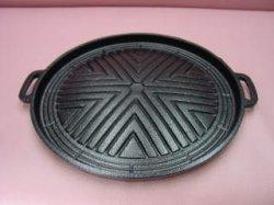 画像1: 電調用 ジンギスカン鍋