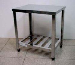 画像1: 調理台(組立式)