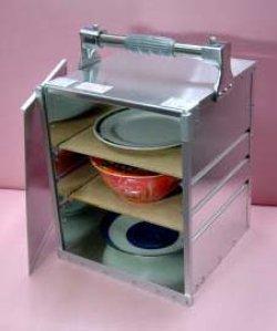 画像1: 洋食用(皿)x3段