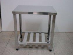 画像2: 調理台(組立式)