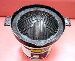 画像1: ジンギスカン鍋